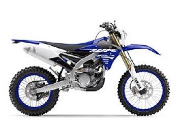 2018 Yamaha WR250F for sale 200528045