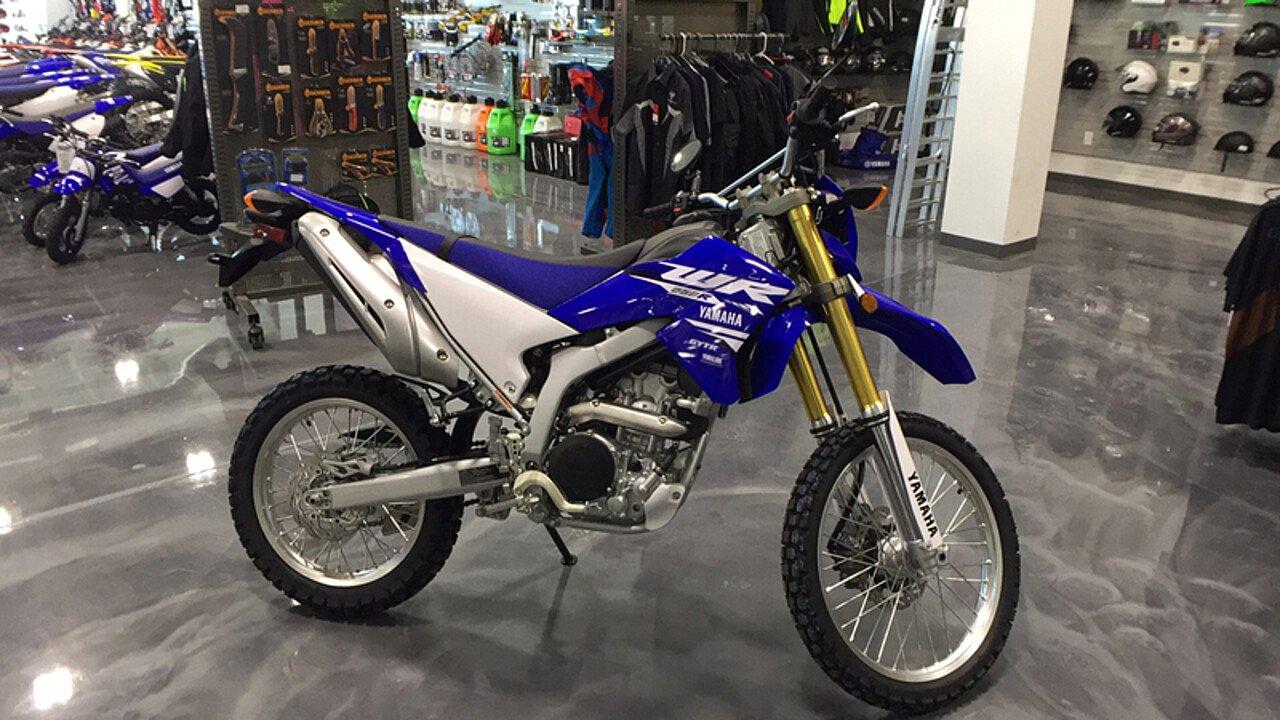 2018 Yamaha WR250R for sale 200553117