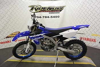 2018 Yamaha WR450F for sale 200491567