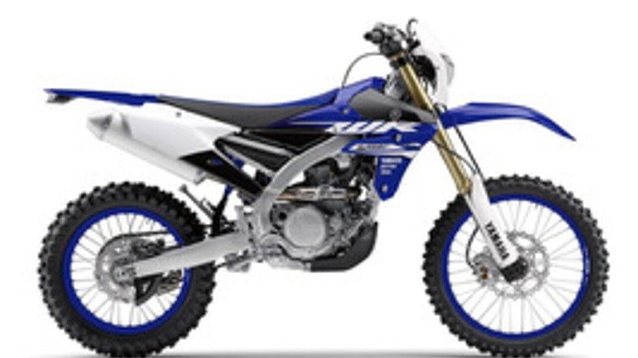 2018 Yamaha WR450F for sale 200562101