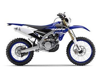 2018 Yamaha WR450F for sale 200562103