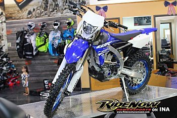 2018 Yamaha WR450F for sale 200565344