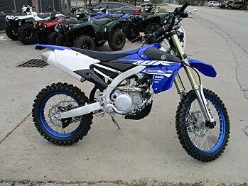 2018 Yamaha WR450F for sale 200584447