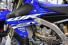 2018 Yamaha WR450F for sale 200565344