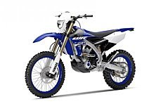 2018 Yamaha WR450F for sale 200607652
