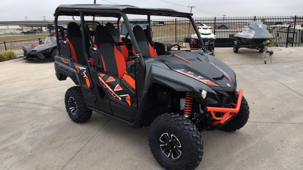 2018 Yamaha Wolverine 850 for sale near Fort Worth, Texas ...