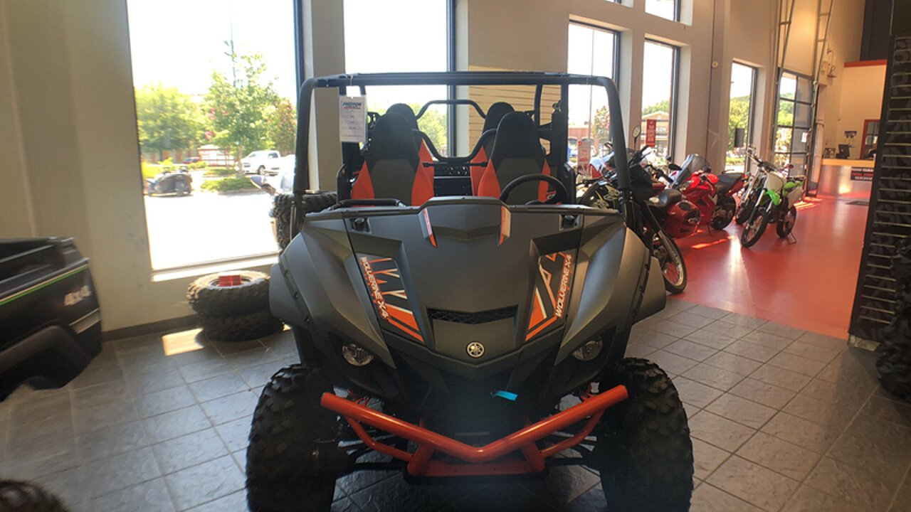 2018 Yamaha Wolverine 850 for sale 200544306