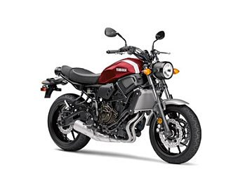 2018 Yamaha XSR700 for sale 200504508
