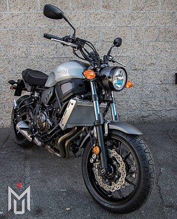 2018 Yamaha XSR700 for sale 200514814