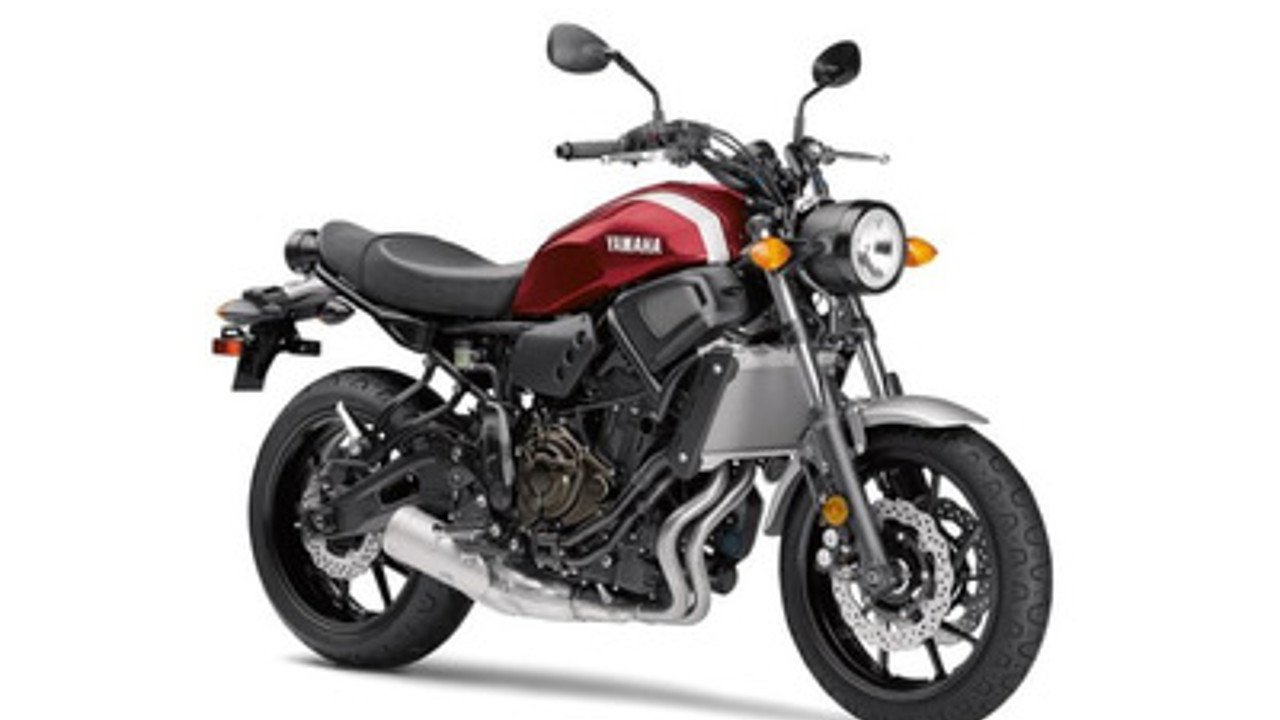 2018 Yamaha XSR700 for sale 200516433