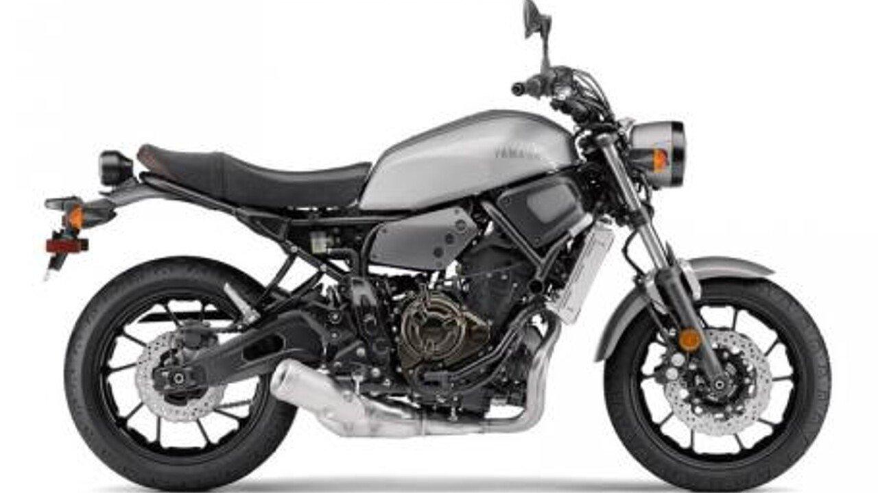 2018 Yamaha XSR700 for sale 200516559