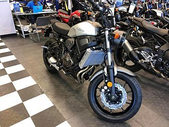 2018 Yamaha XSR700 for sale 200517045