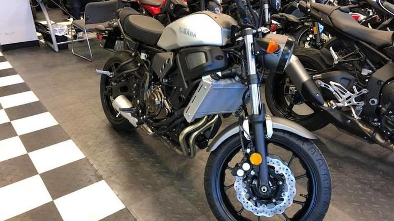2018 Yamaha XSR700 for sale 200517045