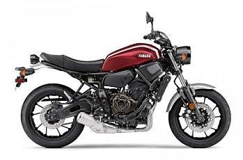 2018 Yamaha XSR700 for sale 200531793
