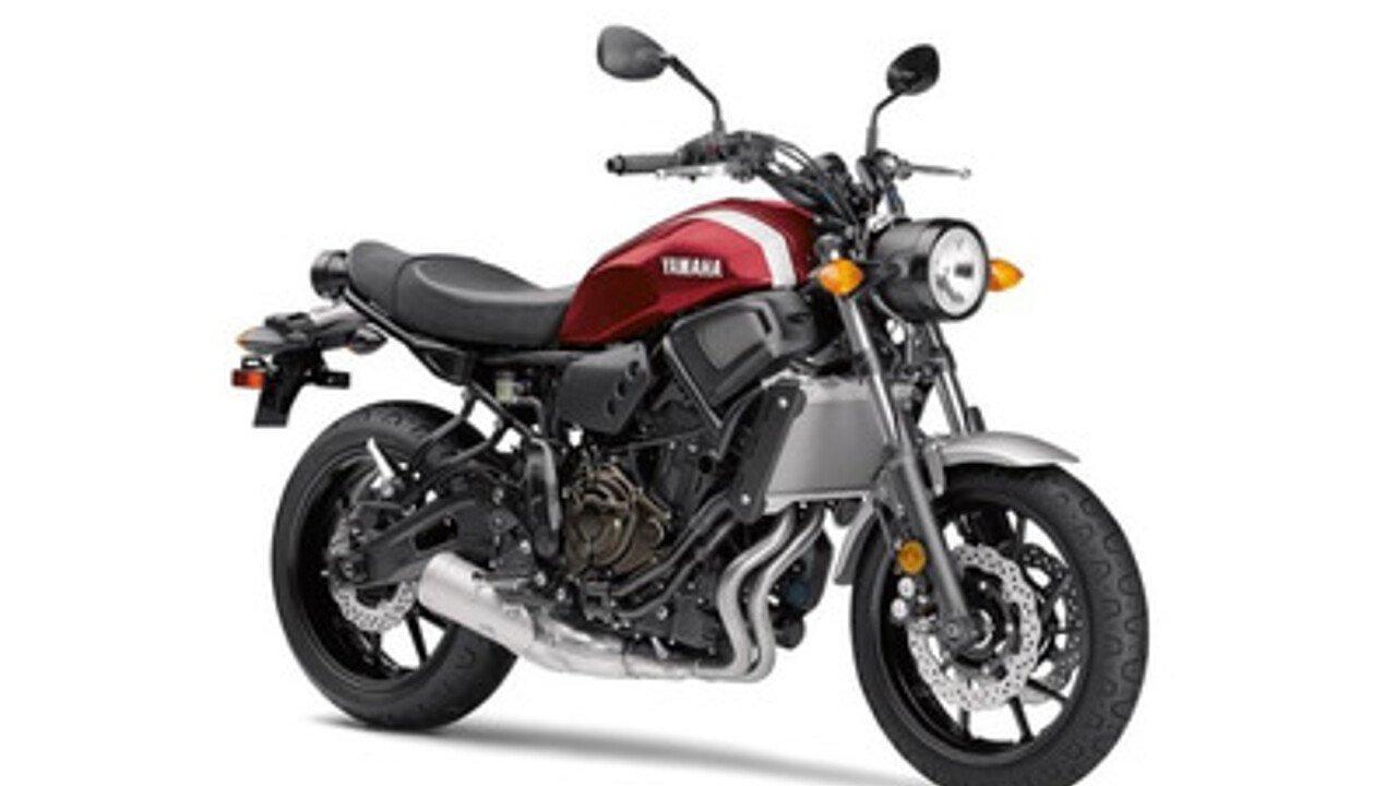 2018 Yamaha XSR700 for sale 200550764
