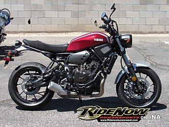 2018 Yamaha XSR700 for sale 200565386