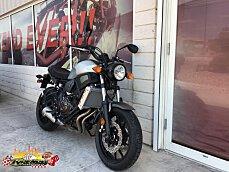 2018 Yamaha XSR700 for sale 200507484