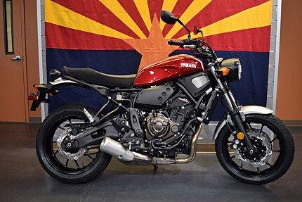 2018 Yamaha XSR700 for sale 200507975