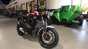2018 Yamaha XSR700 for sale 200517998
