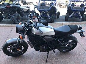 2018 Yamaha XSR700 for sale 200524975