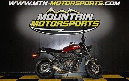 2018 Yamaha XSR700 for sale 200544858