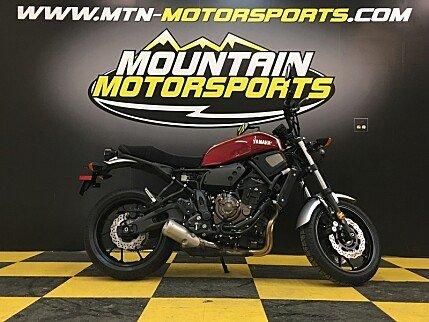 2018 Yamaha XSR700 for sale 200553040