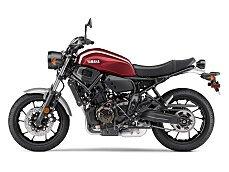 2018 Yamaha XSR700 for sale 200556031