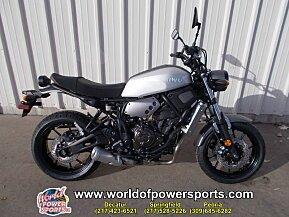 2018 Yamaha XSR700 for sale 200636916