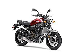 2018 Yamaha XSR700 for sale 200654939