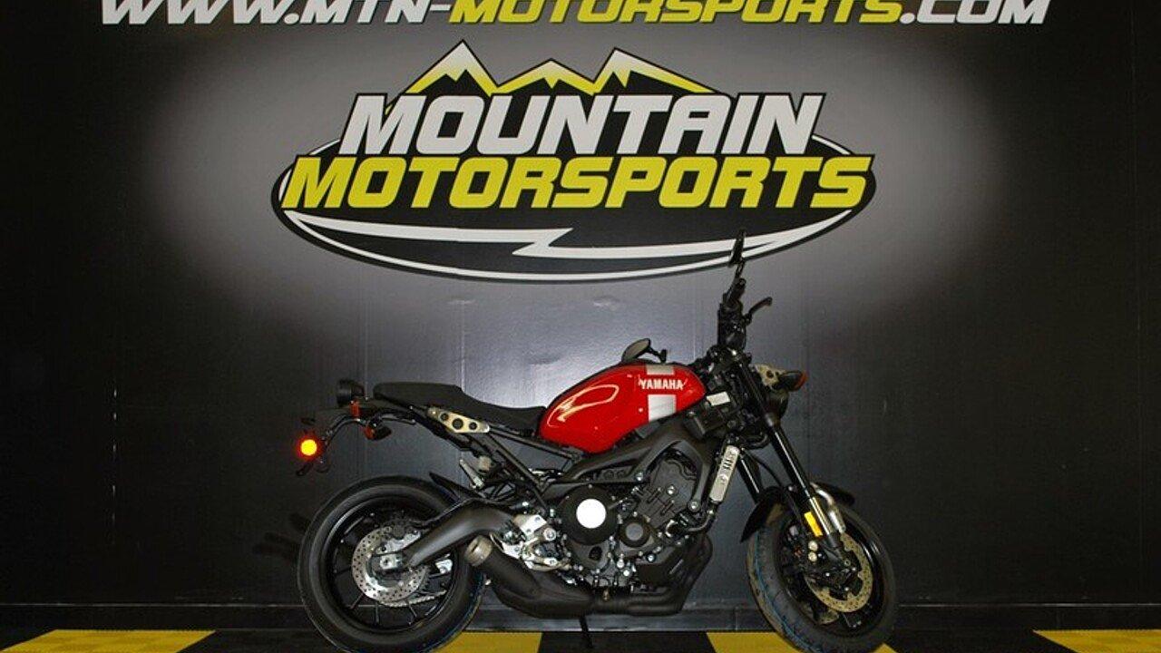 2018 Yamaha XSR900 for sale 200548492