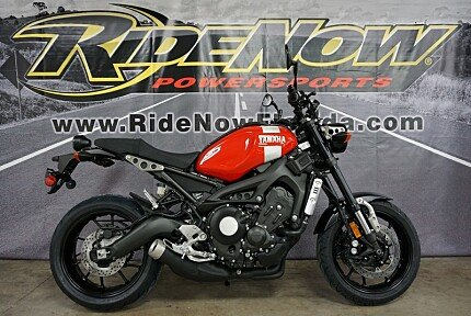 2018 Yamaha XSR900 for sale 200570230