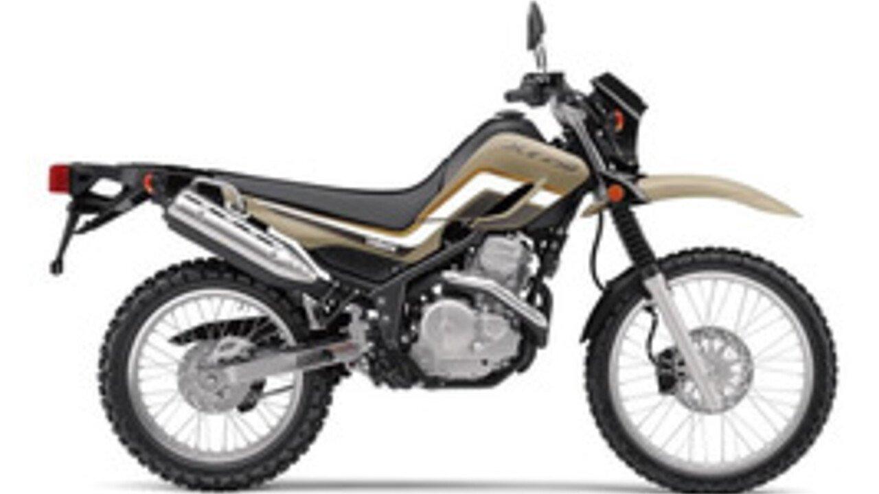2018 Yamaha XT250 for sale 200500599