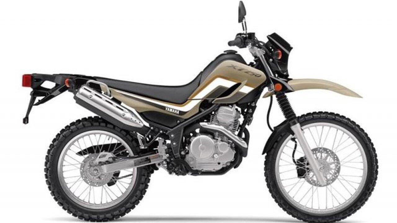 2018 Yamaha XT250 for sale 200504172