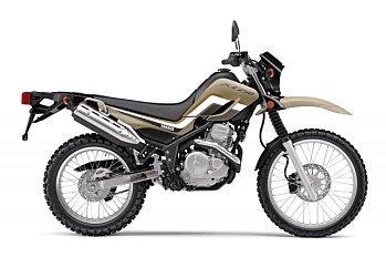 2018 Yamaha XT250 for sale 200504174