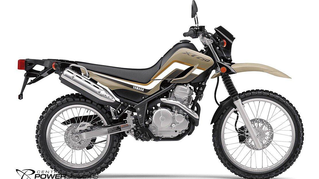 2018 Yamaha XT250 for sale 200507729