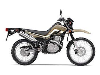 2018 Yamaha XT250 for sale 200534944