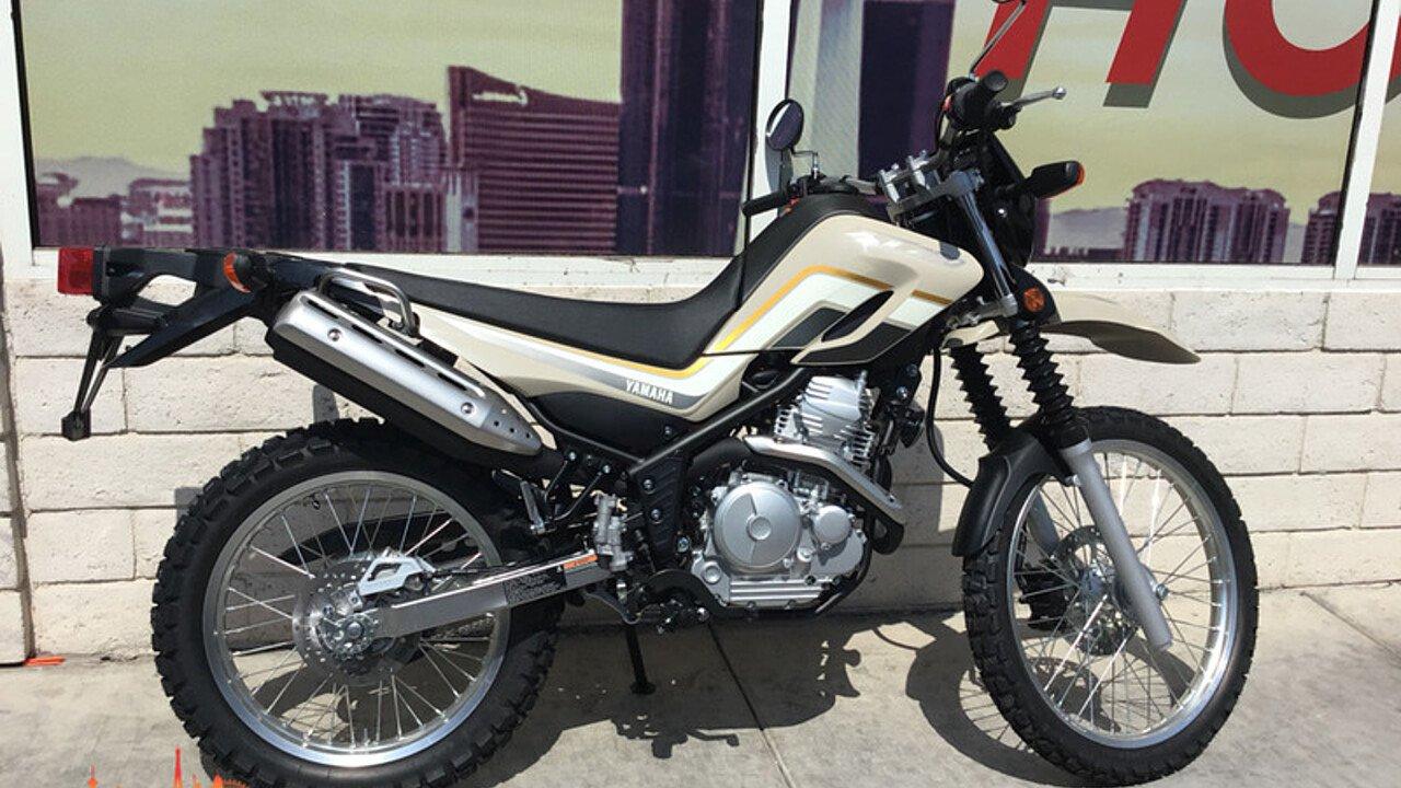 2018 Yamaha XT250 for sale 200552843