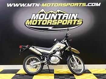 2018 Yamaha XT250 for sale 200555348