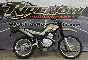 2018 Yamaha XT250 for sale 200570448