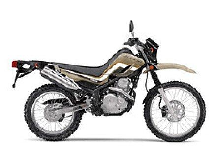2018 Yamaha XT250 for sale 200545159