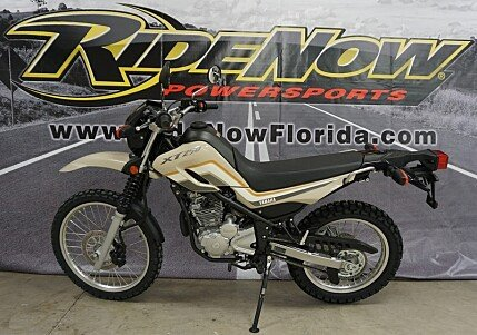 2018 Yamaha XT250 for sale 200570457