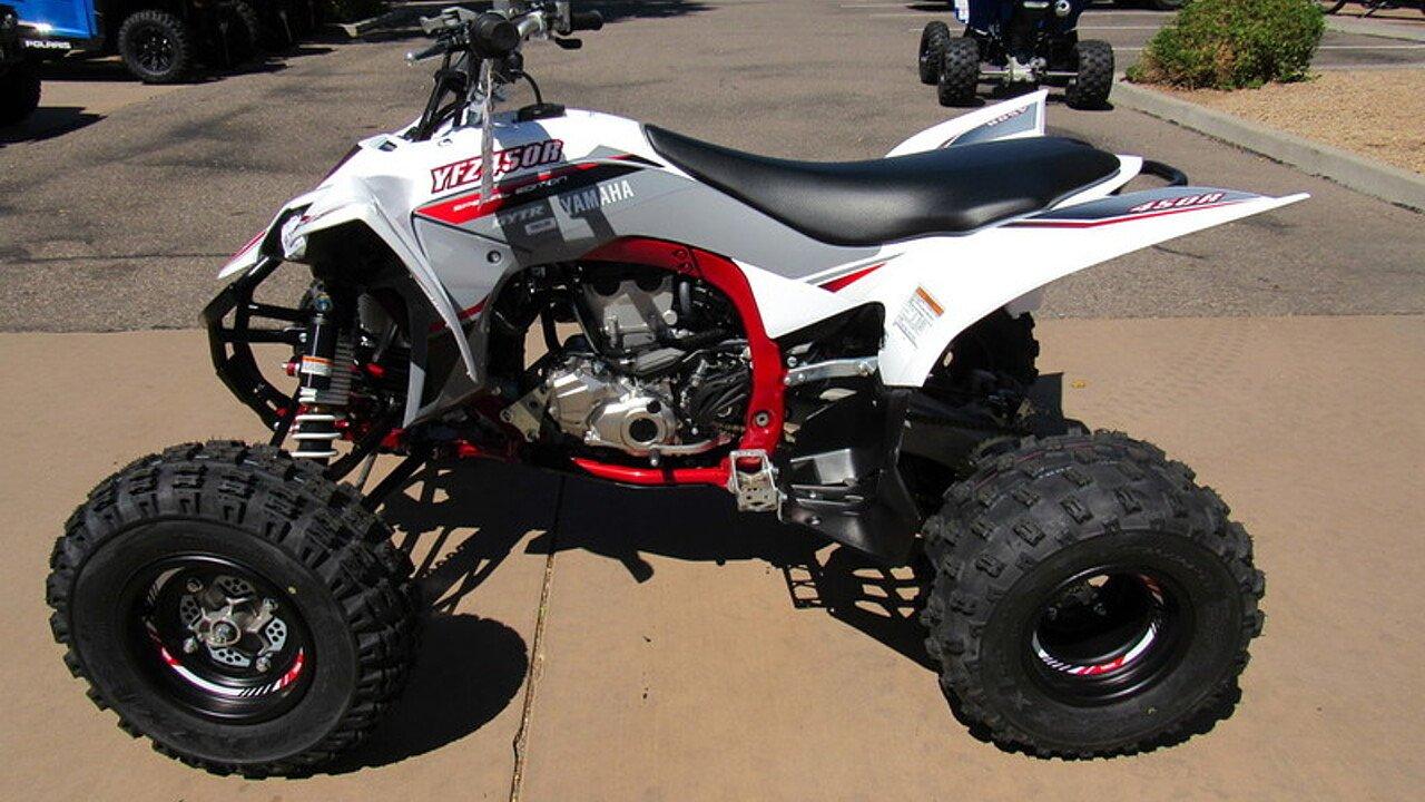 2018 Yamaha YFZ450R for sale 200514159
