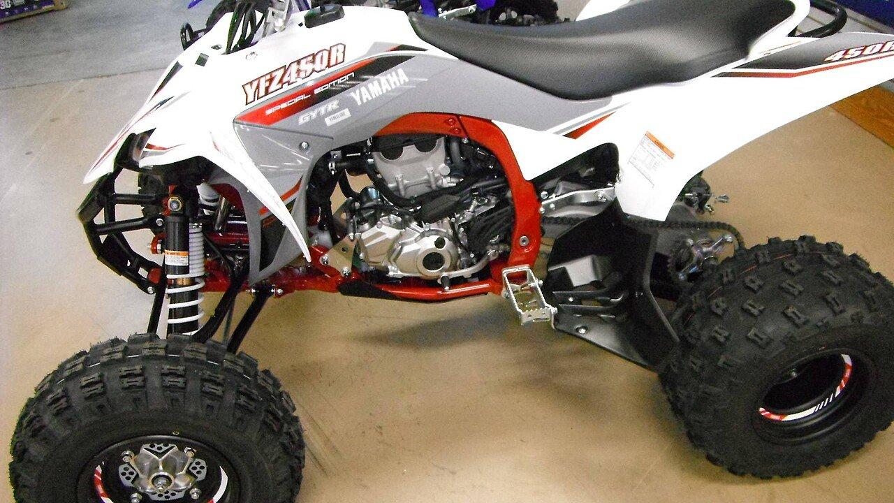 2018 Yamaha YFZ450R for sale 200547971