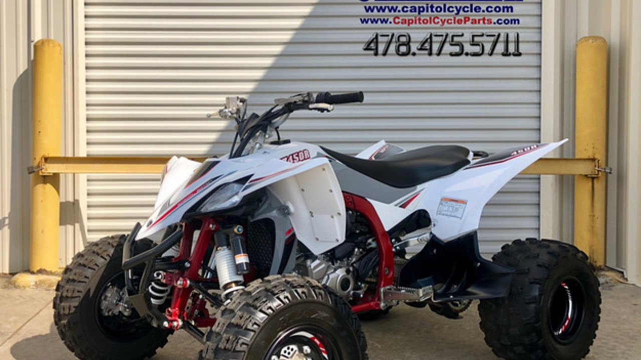 2018 Yamaha YFZ450R for sale 200563284