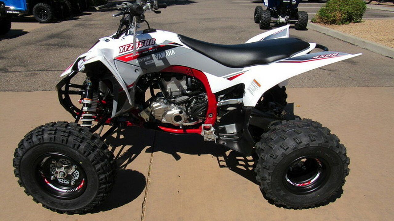 2018 Yamaha YFZ450R for sale 200593917