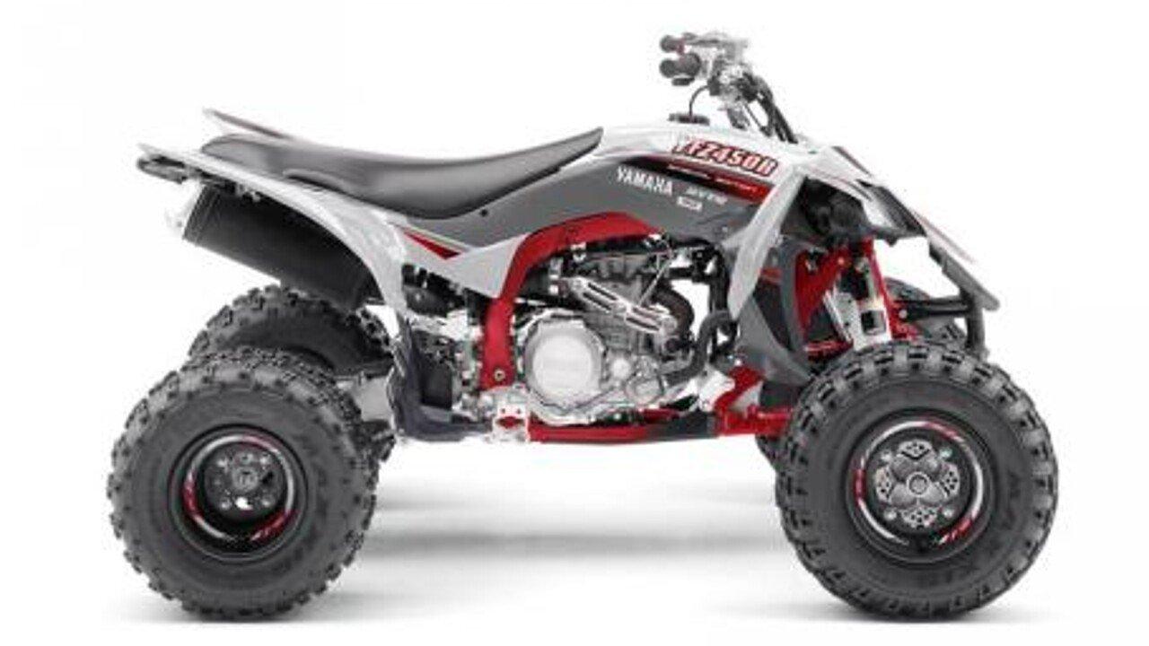 2018 Yamaha YFZ450R for sale 200608554