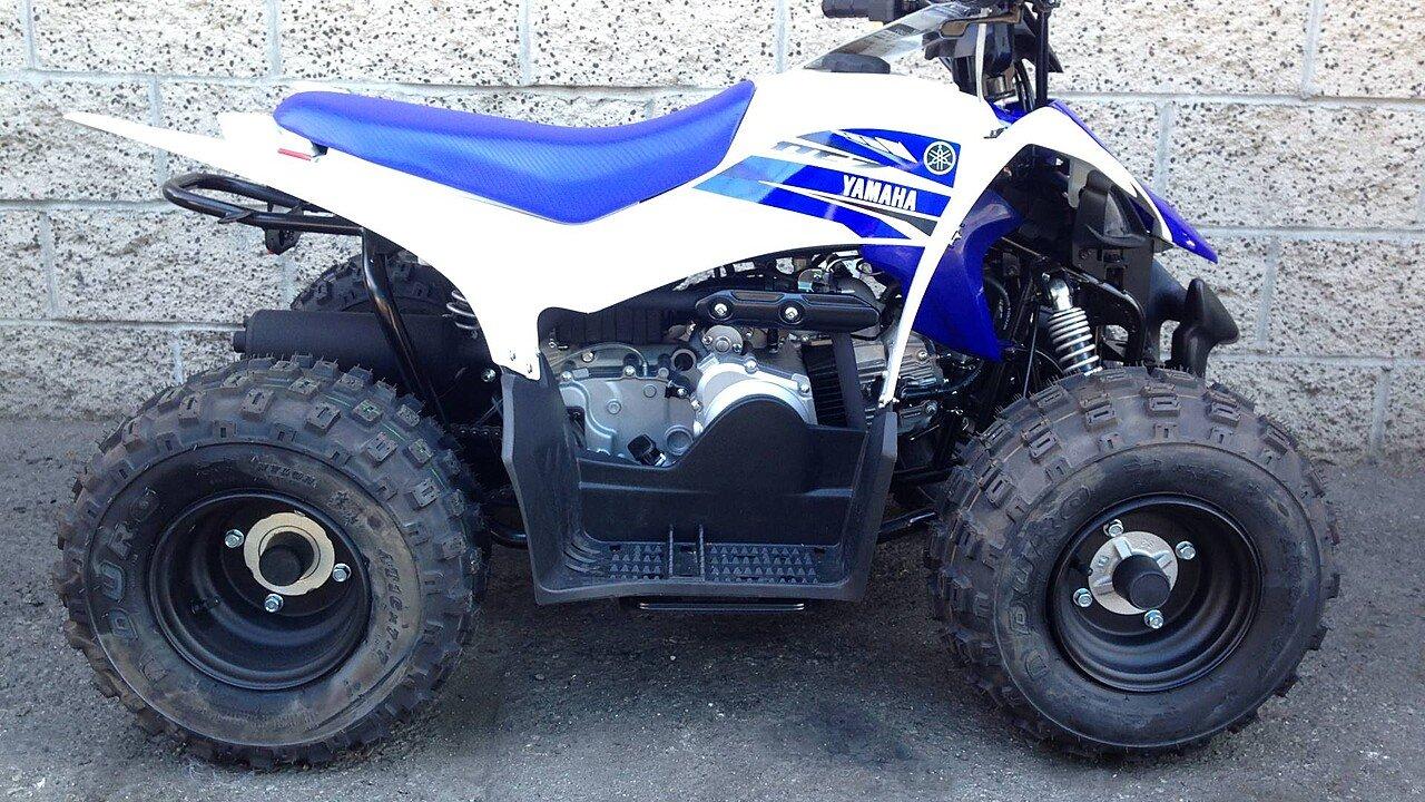 2018 Yamaha YFZ50 for sale 200515057
