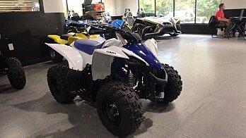 2018 Yamaha YFZ50 for sale 200517989