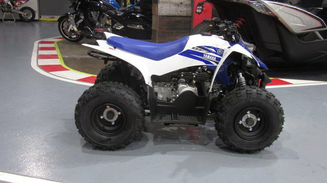 2018 Yamaha YFZ50 for sale 200526409