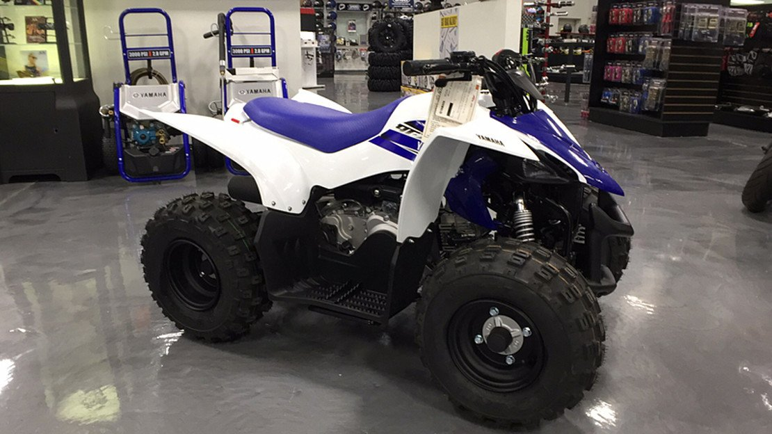 2018 Yamaha YFZ50 for sale 200555390